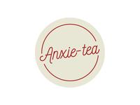 Anxie-tea Coaster.