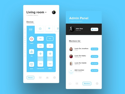 Household Remote Control App