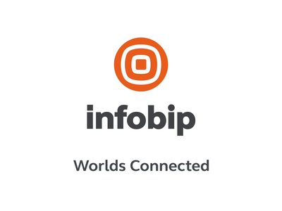 Infobip logo animation