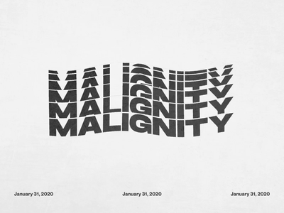 Malignity Indignity Animosity