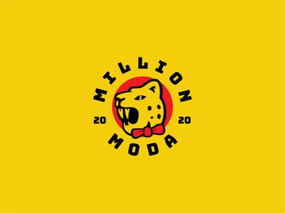 Million Moda Logo Design