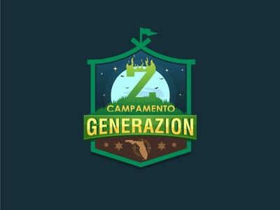 Campamento Generazion Logo