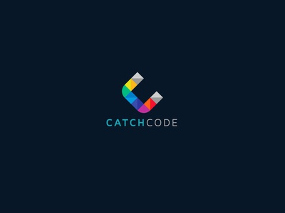CatchCode logo design project