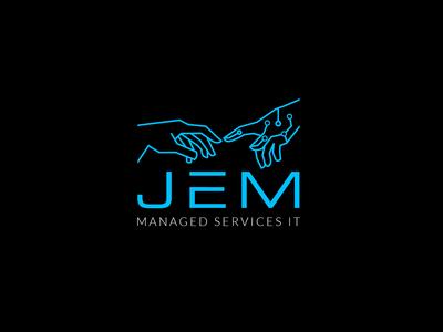 JEM: Managed Services IT (ICT) company Logo