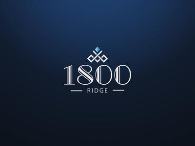 1800 RIdge Logo