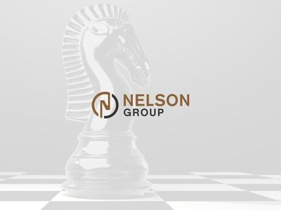 Nelson Group logo design