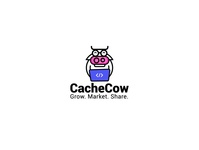 Cache Cow. Grow. Market. Share.