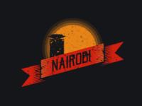 Nairobi Retro Ribbon