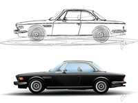 Vector BMW