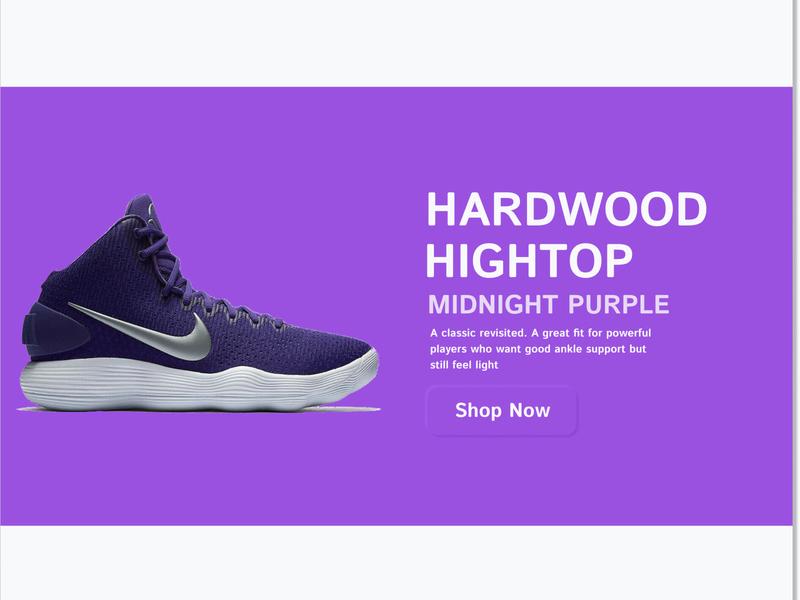nike landing concept - continued website branding typography web flat figma design ux ui minimal