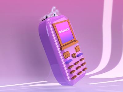 Phone Taser