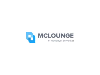 MCLounge Logo design web design ux design user interface ui design typography modern logo design mockup logotype logomark logo inspiration illustration hosting dark dailyui creative control panel colorful branding