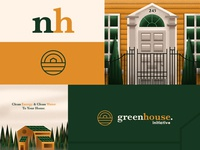 Greenhouse Initiative - Brand Exploration