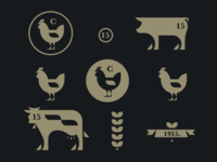 Farm Shapes