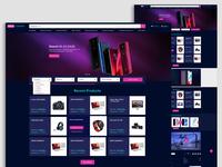 Price Compare Web  Template