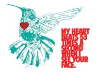 Emotional Hummingbird