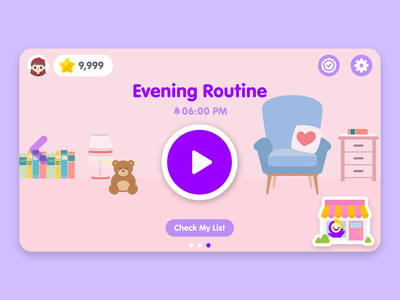 Timo_Kids Routine App