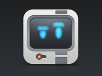 Robots Can't Jump icon - mark II