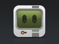 Robots Can't Jump icon - mark III