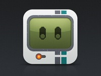 Robots Can't Jump icon - mark IV