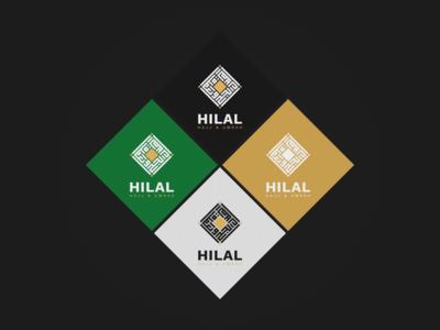 Logo & Branding – Hilal Hajj and Umrah