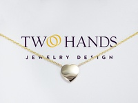 Two Hands Jewelry Design - Logo Cover