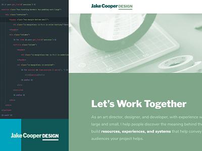 JCD - Coming Soon... branding web design graphic design jcd