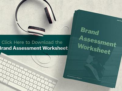 Jcd Brand Assessment Worksheet Banner worksheet article business logo branding brand download