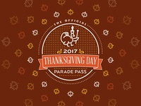 2017 Thanksgiving Parade Pass