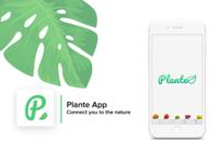 Plante iOS App