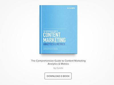 Final E-book cover design book e-book marketing cyan topography typography