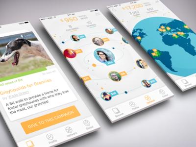 Campaign app
