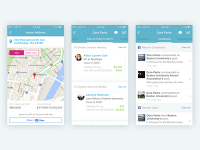 New Features for iOS app
