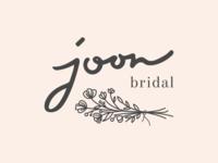 Script Floral Logo