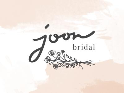 Joon Logo watercolor