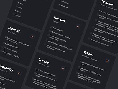 UI/UX Design Checklist +29 pages ux ux process checklist design checklist