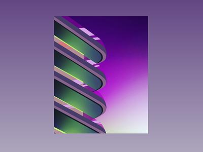 Architecture is a visual art architecture illustration