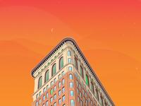 Flat Iron - new york city