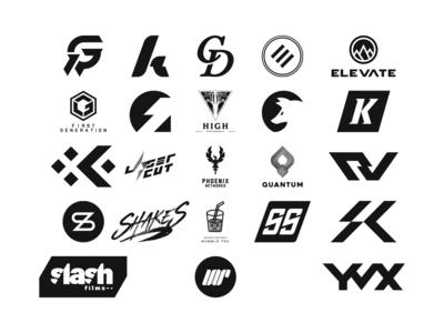Logos & Marks 2018