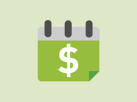 Monthly Reoccurring Revenue Icon