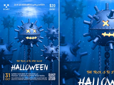 Halloween Flyer flyer trick or treat invitation party template horror haunted party happy halloween halloween poster halloween party halloween invitation halloween flyer halloween