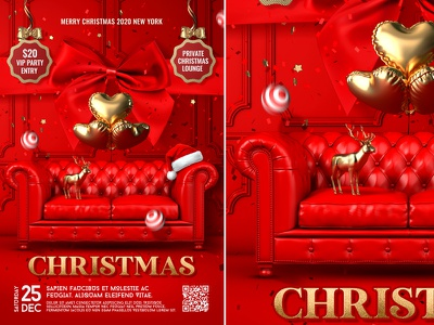 Christmas Flyer event poster flyer xmas party xmas santa red christmas christmas template christmas party christmas night christmas invitation christmas gift christmas flyer christmas event christmas card christmas bash christmas