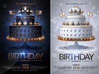 Birthday Celebration Vip Flyer
