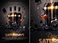Drinks Saturdays