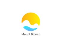 Daily Logo 8/50 Mount Blanco