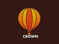 Daily Logo 2/50 - Hot Air Balloon