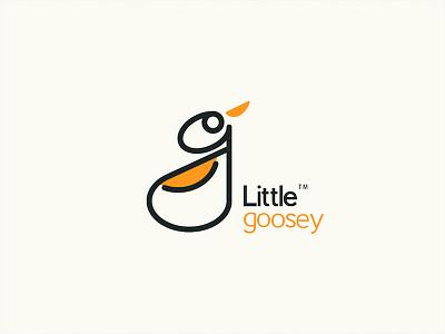 Daily Logo 4/50 - Single Letter Logo - G g goose day4 singleletterlogo ux ui illustration logo dailylogochallenge