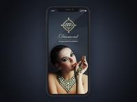 Adobe XD Playoff - Diamond Jewellery Online
