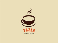 Daily logo 6/50 Tazza-Coffee logo