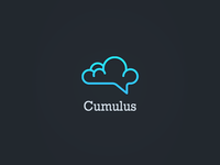 Daily Logo #14 - Cumulus / Anywhere Anytime